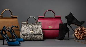 Женские сумки и клатчи от E&Y