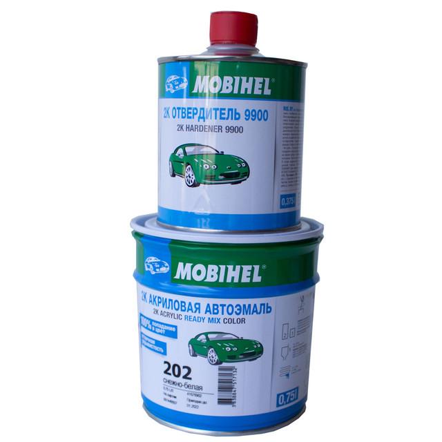 Mobihel (Мобихел) 202 снежно-белая