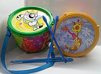 Музыкальный инструмент | Детский барабан