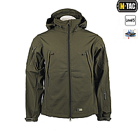 Куртка M-Tac Soft Shell Olive, фото 1