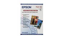 Бумага Epson A3+ Premium Semigloss Photo Paper, 20 л.
