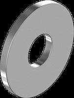 Шайба плоская увеличенная М 4