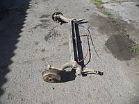 Балка задней подвески на Renault Kangoo
