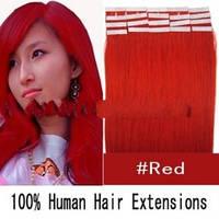 ОКОНЧАТЕЛЬНАЯ РАСПРОДАЖА ОСТАТКОВ!  Волосы на лентах красный цвет., фото 1