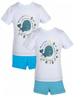 Комплект детский футболка+шорты Моби 86.92.98, 2КП-411