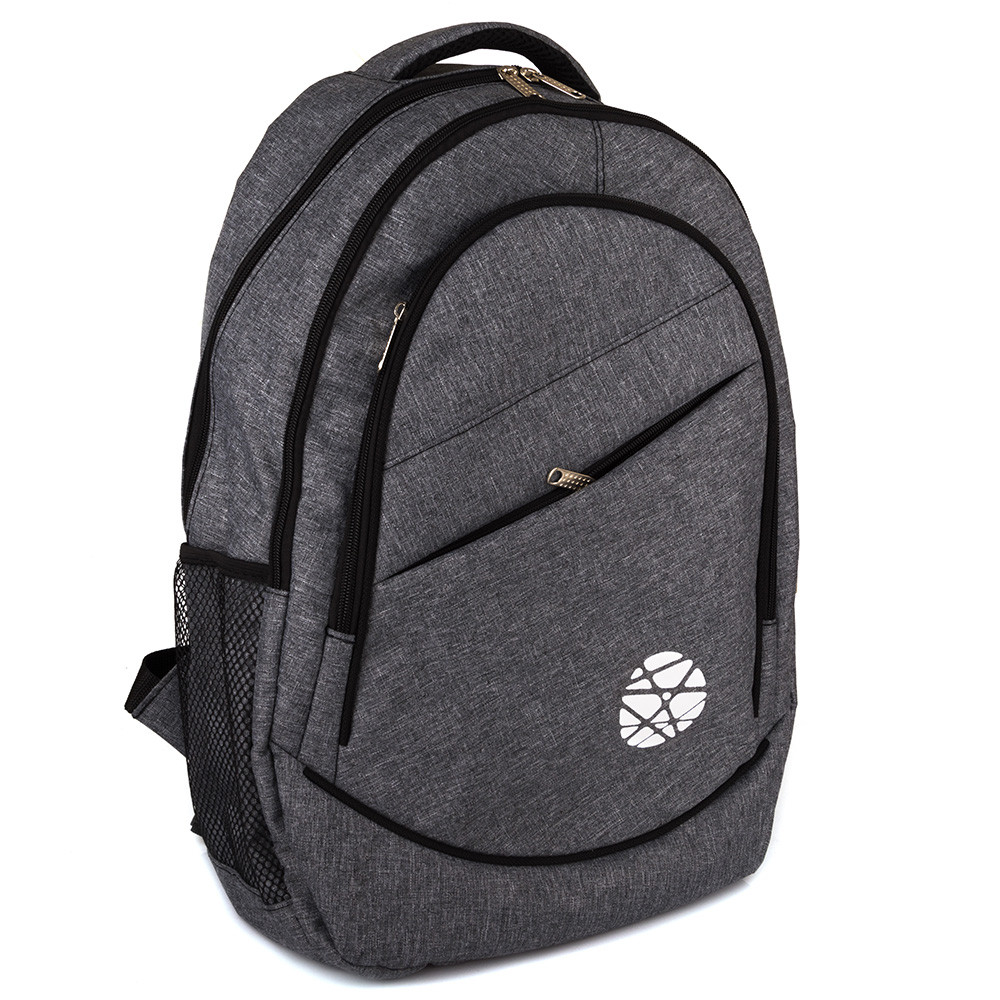 Стильный рюкзак P77 white symbol
