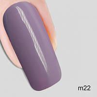 Гель лак Молекула простора Nika Nagel m22, фиолетовый 10 мл
