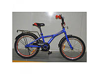 """Велосипед детский PROF1 18"""" Racer, синий, G1833"""