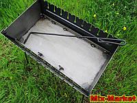 Складной мангал вакула на 10 шампуров