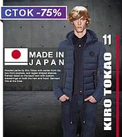 Японская куртка зимняя короткая Kiro Tokao - 8815