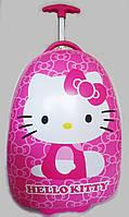 "Детский чемодан на колесах для девочек ""Hello Kitty"" 016-16-1"