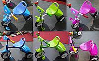 Велосипед трехколесный TILLY TRIKE, 6 цветов, T-313
