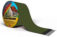 Лента самоклеющаяся Nicoband зеленая 10см.*3м.