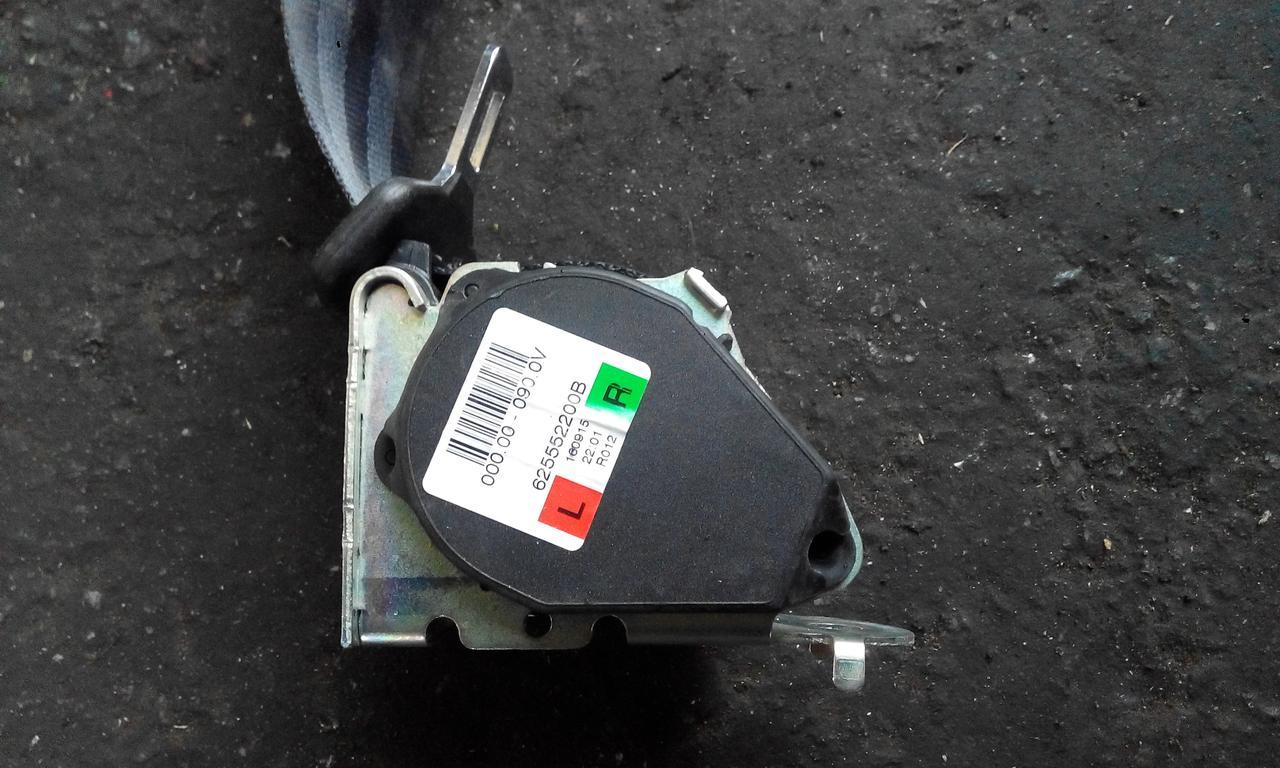 Ремень безопасности водителя Рено Логан 2/Сандеро 2 б/у