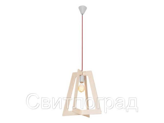 Светильник подвесной деревянный Nowodworski Новодворски  ACROSS I