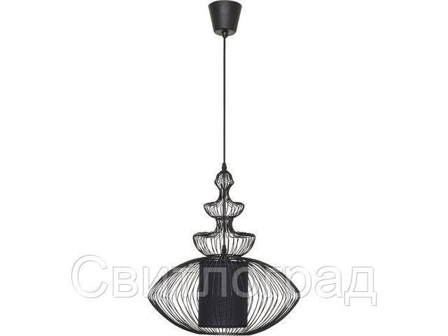 Светильник подвесной LOFT Nowodworski Новодворски  AIDA black