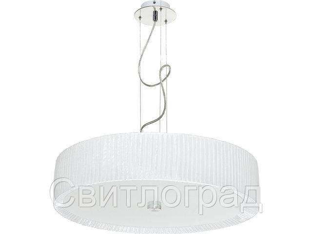 Светильник подвесной с абажуром Nowodworski Новодворски  ALEHANDRO white  55
