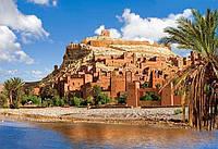 """Кастор пазлы 1000 """"Крепость.Марокко"""" 68*47см, С-101856"""