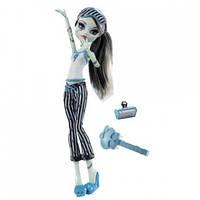 "Кукла Монстер Хай (Monster High) Френки Штейн из серии ""Пижамная вечеринка"""