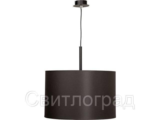 Светильник подвесной с абажуром Nowodworski Новодворски  ALICE brown I  L