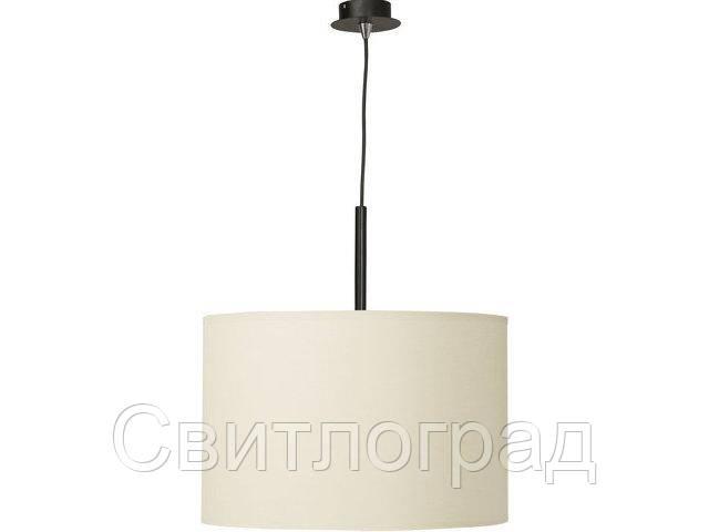 Светильник подвесной с абажуром Nowodworski Новодворски  ALICE ecru I  L