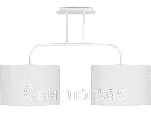 Светильник подвесной с абажуром Nowodworski Новодворски  ALICE white II  M