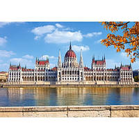 "Кастор пазлы 1000 ""Парламент, Будапешт"" 68*47см, С-102211"