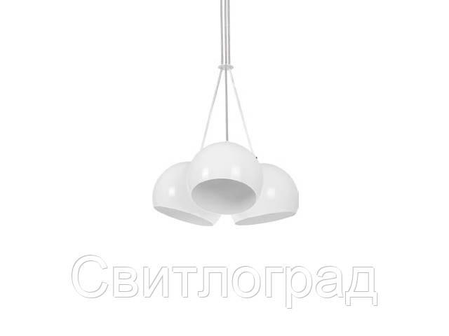 Светильник подвесной LOFT Nowodworski Новодворски  BALL WHITE III