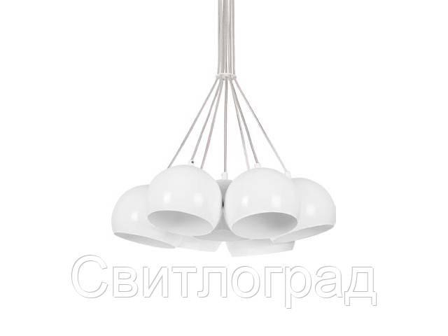 Светильник подвесной LOFT Nowodworski Новодворски  BALL WHITE VII