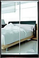 Шкаф-купе Luxe Studio Классик 1 от 1000-2000, высота 2200,2300,2400 1100/600