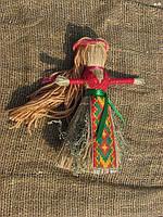 """Куклы-мотанки """"Берегиня"""" из травы рогозы (маленькая)"""