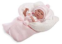 Llorens - кукла младенец девочка Nica, 38см