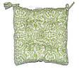 Подушка на стул Фреска Олива, фото 2