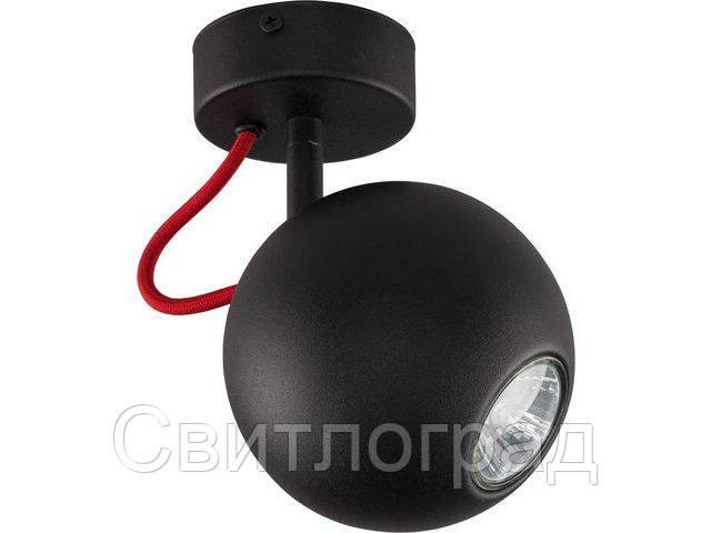 Светильник потолочный с плафонами Nowodworski Новодворски  BUBBLE BLACK/RED