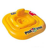 Детский надувной круг для плавания Intex 79 см
