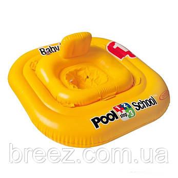 Детский надувной круг для плавания Intex 79 см, фото 2