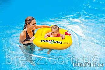Детский надувной круг для плавания Intex 79 см, фото 3