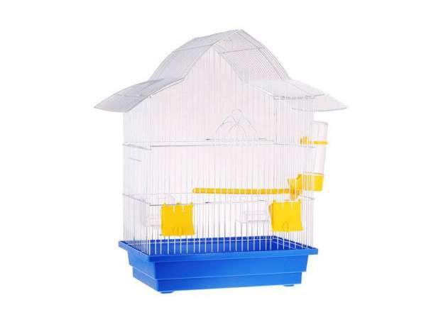 Клетка мальва золото для птицы 22*33*45 Лори