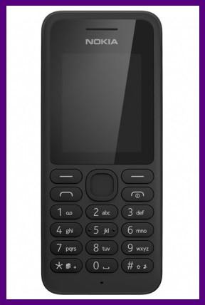 Телефон Nokia 222, 2 SIM (Black)  Гарантия в Украине 1 год!