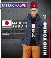 Японская куртка демисезонная мужская Kiro Tokao - 4322