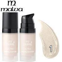 Malva cosmetics кремовый хайлайтер Ultra Highlighter 1, фото 1