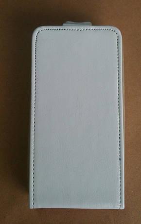 Чохол фліп Lenovo A369 Шкіра, фото 2