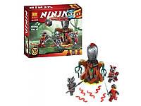 Конструктор Ninja, строение, 10578
