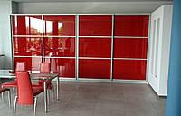 Крашеное стекло для шкафов купе