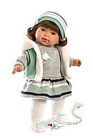 Llorens - кукла девочка Carla, 42 см