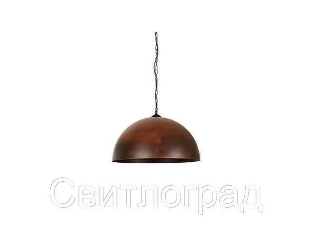 Светильник подвесной с плафонами Nowodworski Новодворски  HEMISPHERE RUST  I zwis L