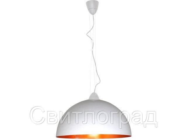 Светильник подвесной с плафонами Nowodworski Новодворски  HEMISPHERE white-gold L