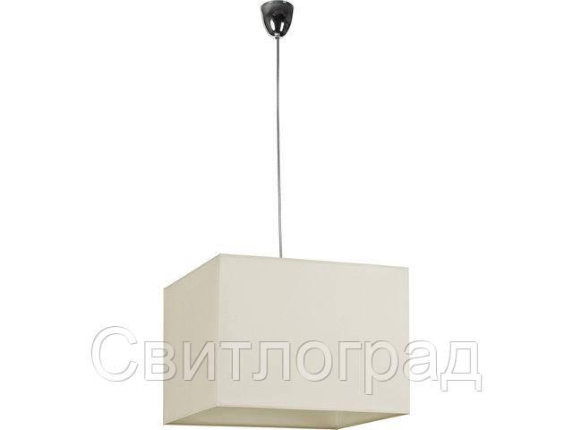 Светильник подвесной с абажуром Nowodworski Новодворски  HOTEL I 5523