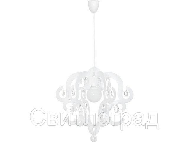 Светильник подвесной хрустальный Nowodworski Новодворски  KATERINA white I