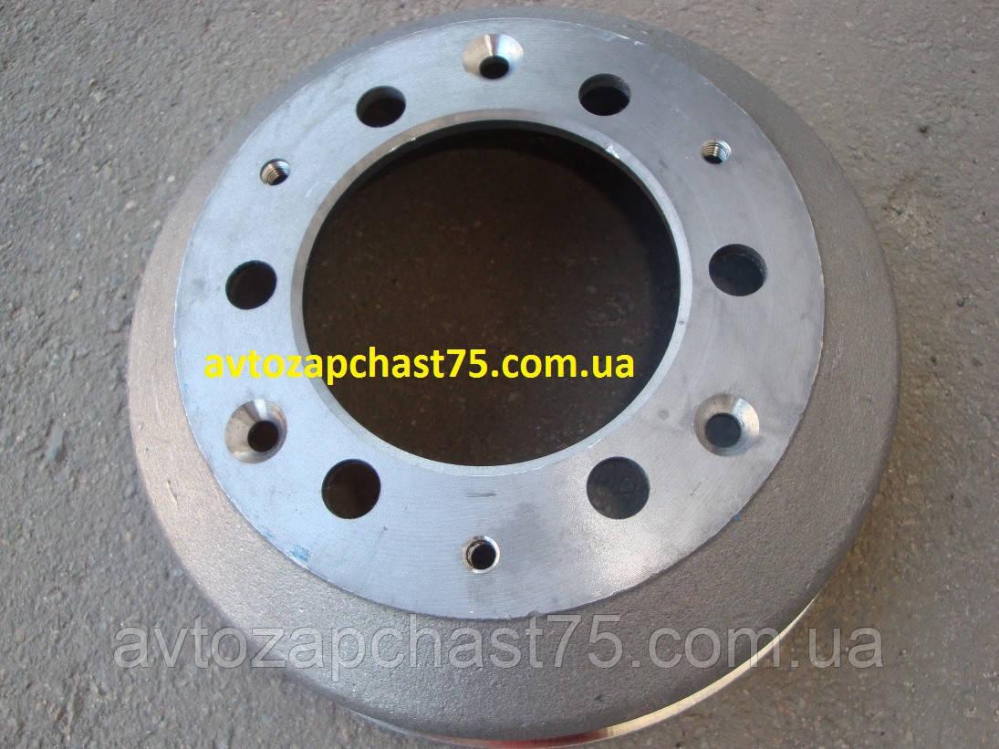 Барабан тормозной Газель, Газ 3302, 2705, 3221, задний  (производитель ГАЗ, оригинал, Россия)